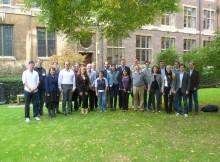 Meeting in Cambridge